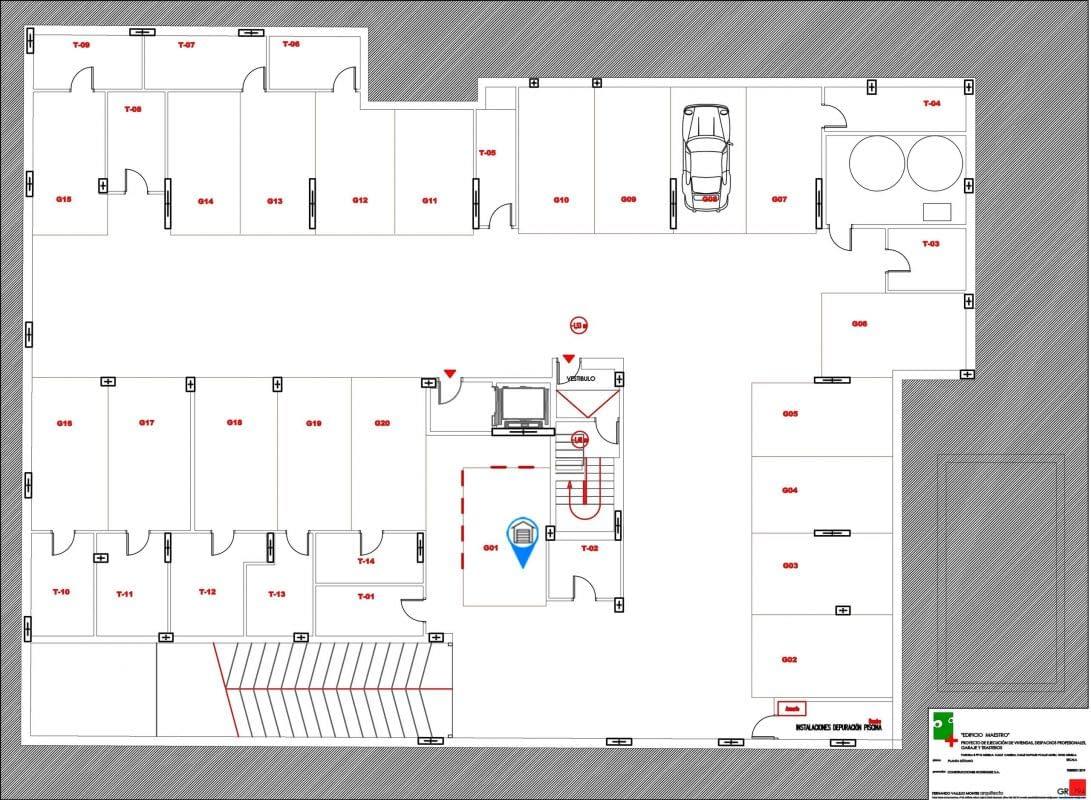 Construciones Rodríguez - Propiedades: G01 – T01