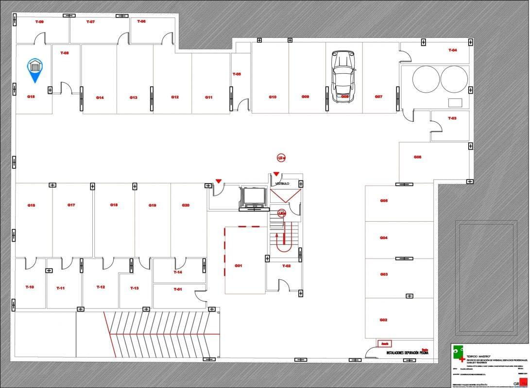 Construciones Rodríguez - Propiedades: G15 – T09