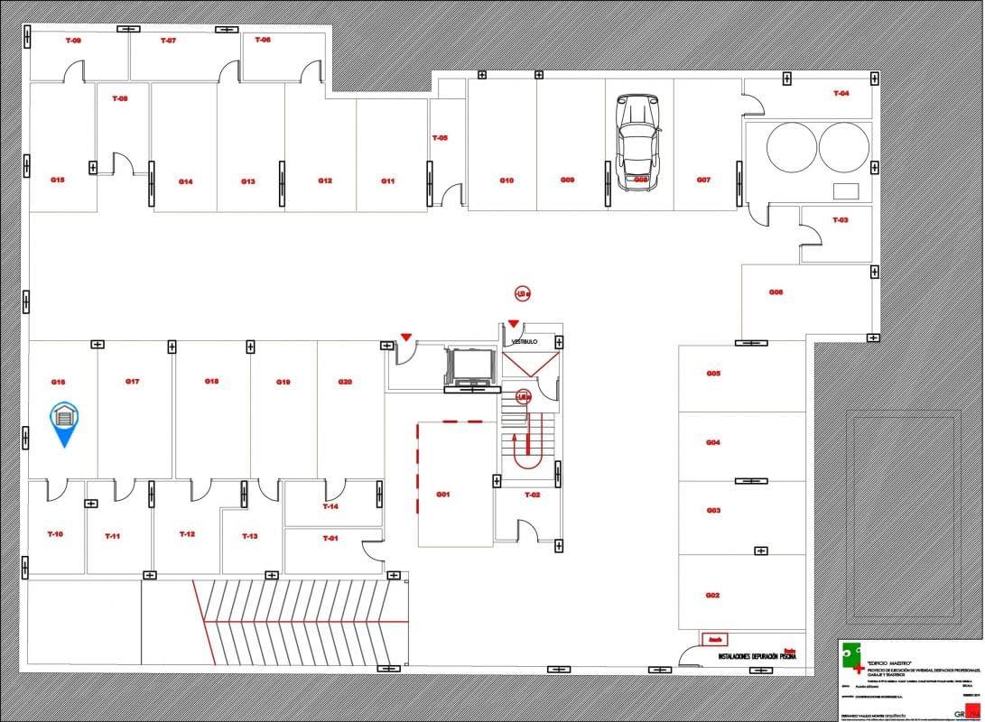 Construciones Rodríguez - Propiedades: G16 – T10
