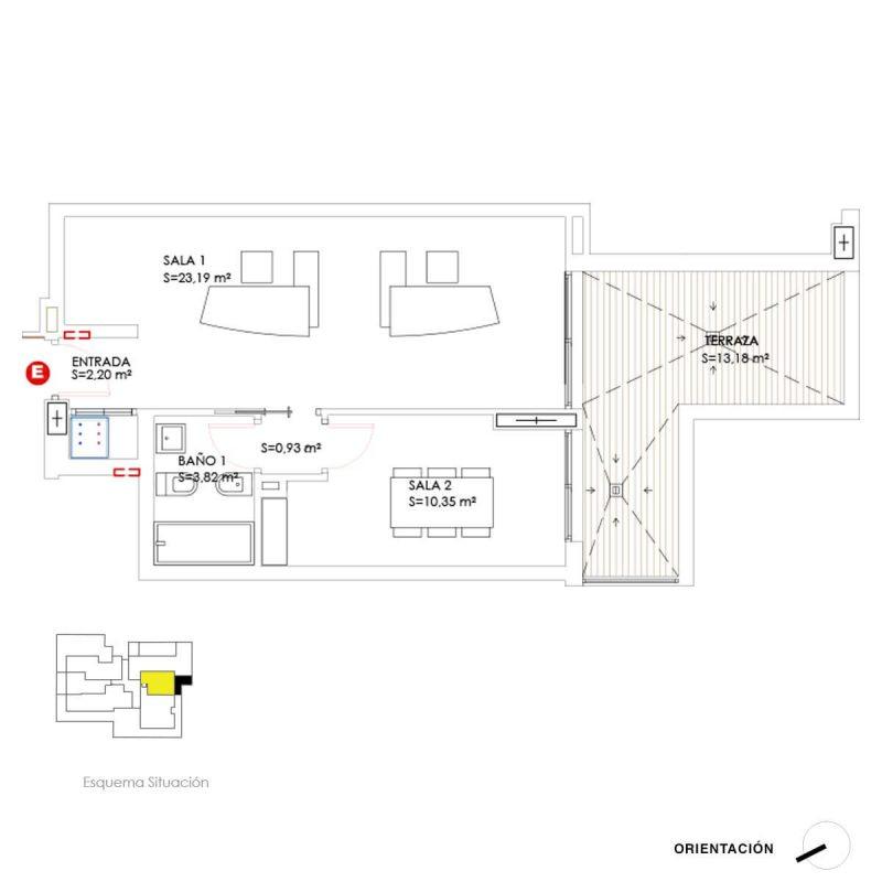 Construciones Rodríguez - Propiedades: Bajo E
